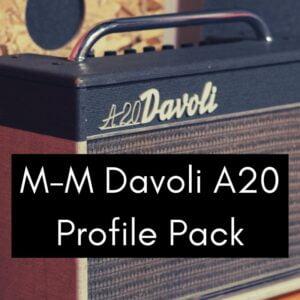 Davoli A20 Kemper Profile Pack