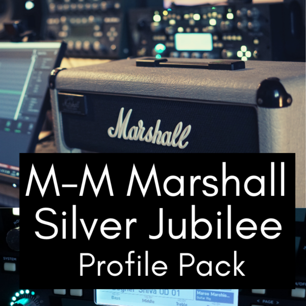 Marshall Silver Jubilee Profile Pack