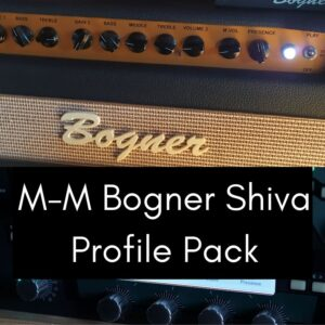 Bogner Shiva Profile Pack