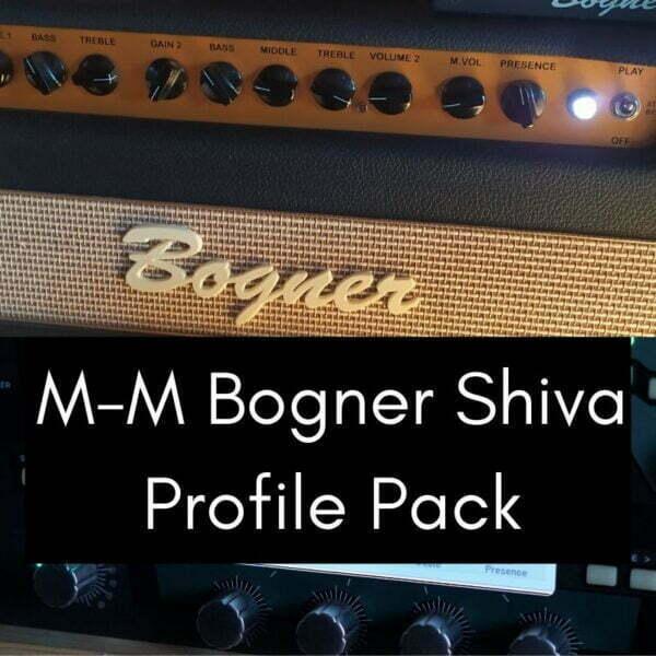 Bogner Shiva Profile Pack