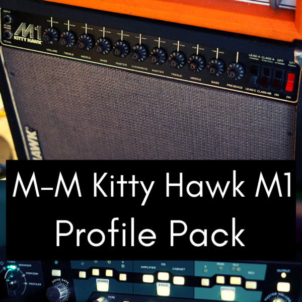 Kitty Hawk M1-Profile-Pack