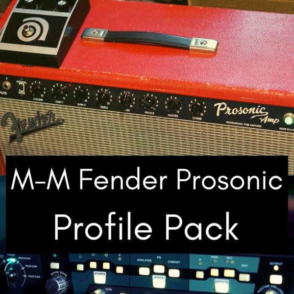 Fender Prosonic Profile Pack