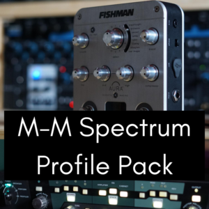 Fishman Aura Spectrum Profile Pack