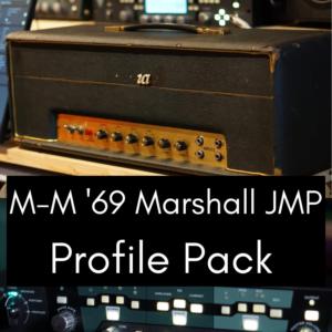 '69 Marshall JMP Profile Pack