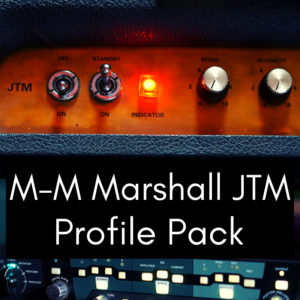 Marshall JTM Profile Pack