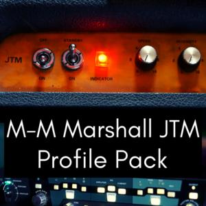 Marshall JTM Profile Pack