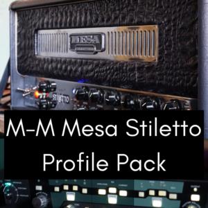 Mesa Stiletto Profile Pack