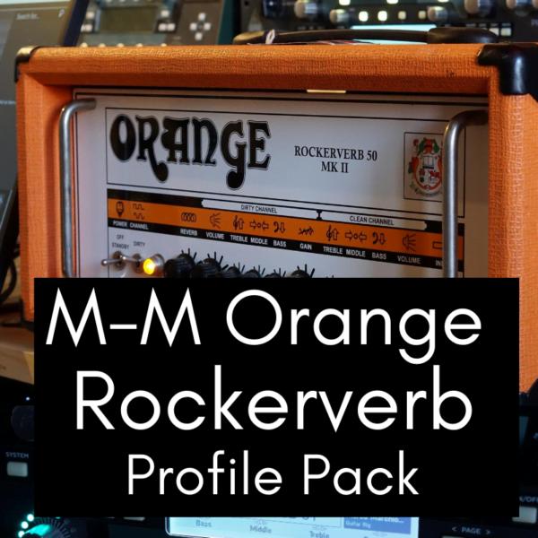 Orange Rockerverb MKII Profile Pack