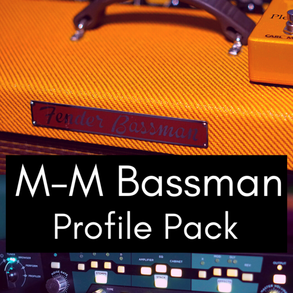 Bassman Profile Pack