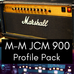 Marshall JCM Profile Pack