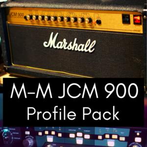 Marshall JCM Profile Pack