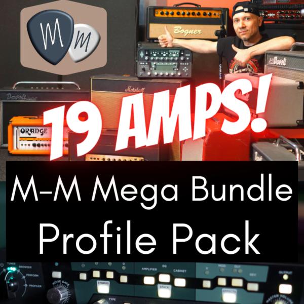 (Bundle) M-M Mega Bundle Profile Pack