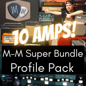 (Bundle) M-M Super Bundle Profile Pack