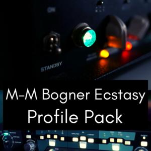 Bogner Ecstasy Profile Pack