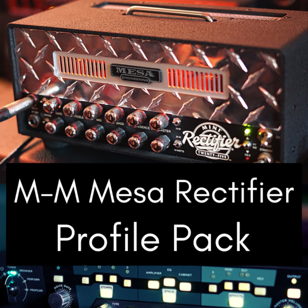 Mesa Rectifier Profile Pack
