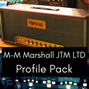 Marshall JTM LTD Profile Pack