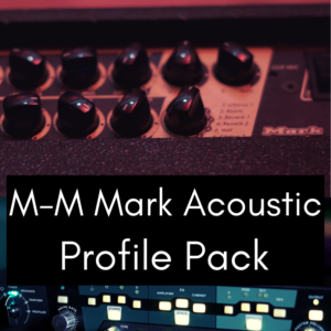 Mark Acoustic Profile Pack