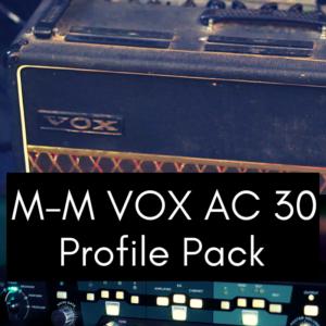 Vox AC 30 Profile Pack