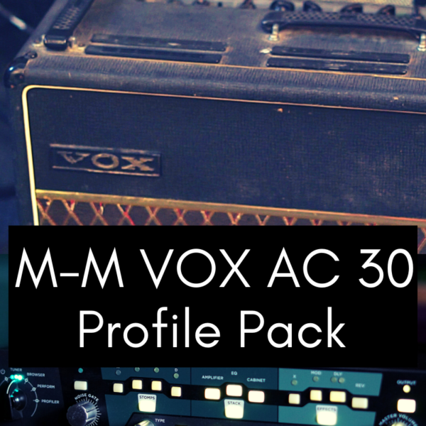 Vox AC 30 Profile Pack