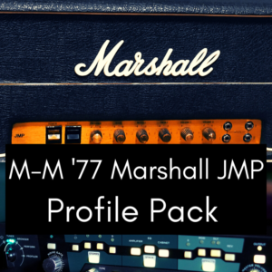 M-M '77 Marshall JMP Profile Pack