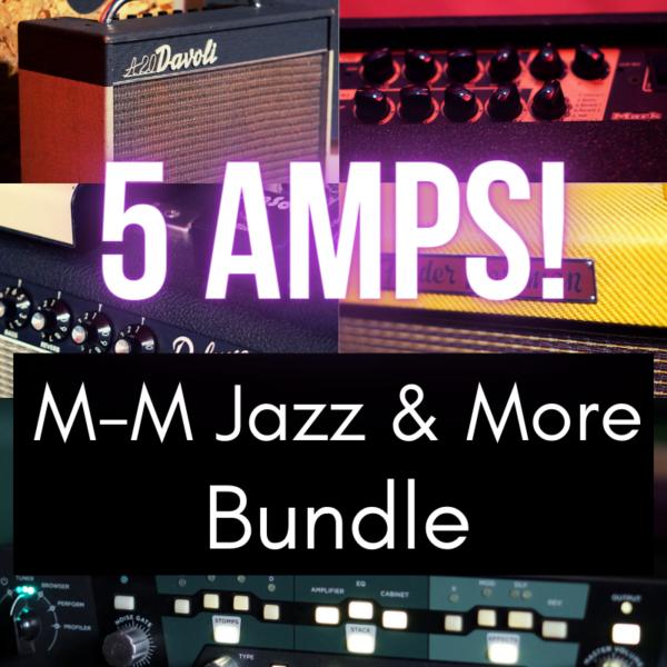 M-M Jazz & More Bundle