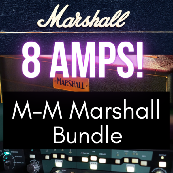 M-M Marshall Bundle