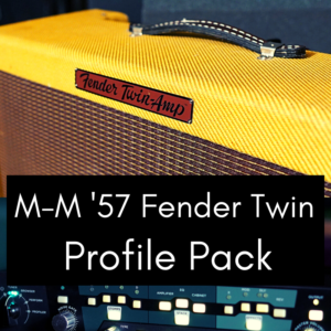 '57 Fender Twin Profile Pack