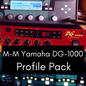 Yamaha DG-1000 Profile Pack