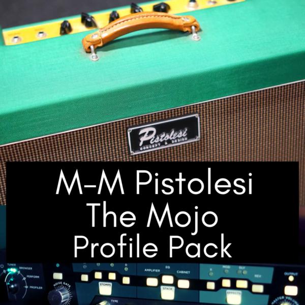 Pistolesi The Mojo Profile Pack